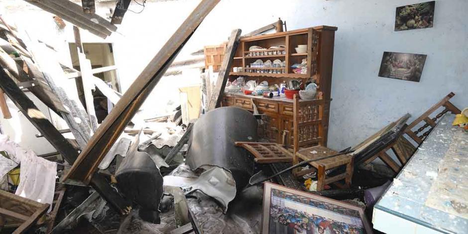 Sólo 8.6% de viviendas en el país están aseguradas contra sismos
