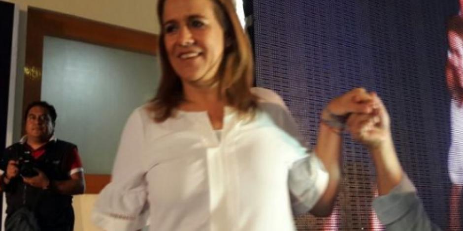 Ante Frente Amplio, Margarita Zavala pide al PAN mantener diálogo