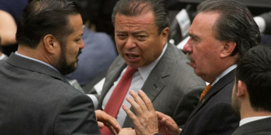 César Camacho pide sentencia condenatoria para Duarte