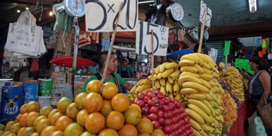 Reporta INEGI inflación de 6.59