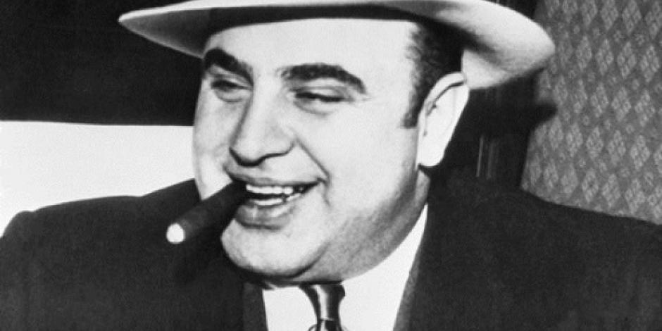 Subastan joyas y documentos de Al Capone
