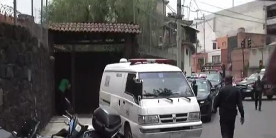 Detienen al dueño del perro pitbull que mató a niña de 3 años en Coyoacán
