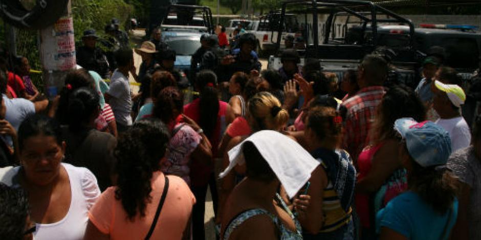 Identifican a reos muertos tras riña en penal de Acapulco