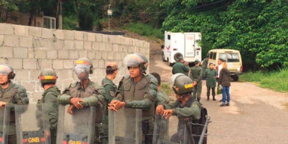 AI exige investigar la denuncia de tortura de Leopoldo López