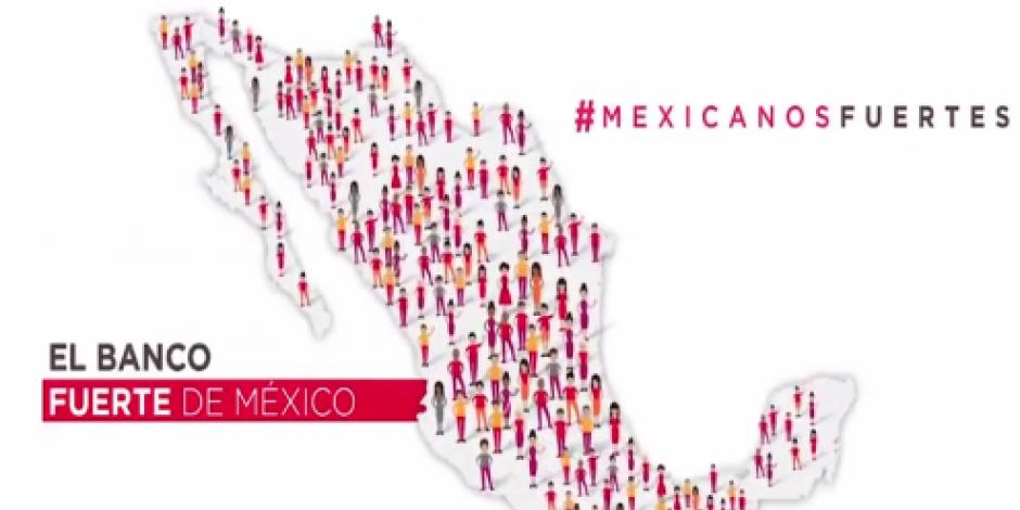 Lanzan #MexicanosFuertes, la iniciativa de Banorte que busca inspirar a México