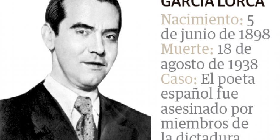 El delator que entregó a Lorca murió escondido en Las Vegas