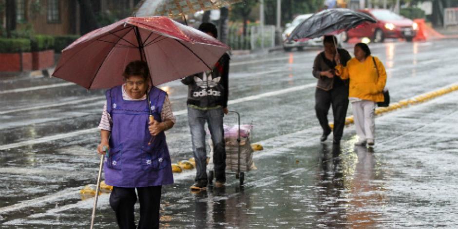 Se prevén vientos y tormentas fuertes en la mayor parte del país