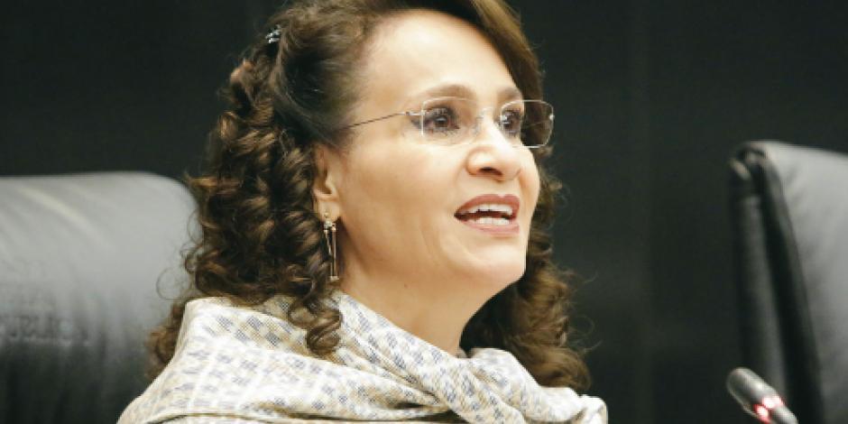 Sin Morena, no habrá frente de izquierdas, dice Padierna