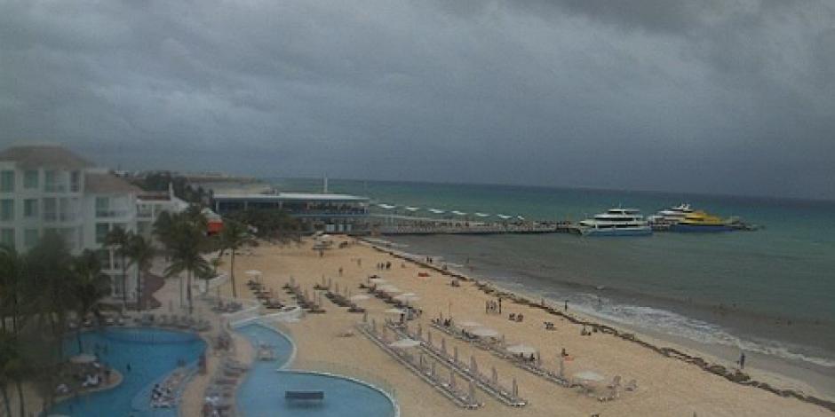 Despliega CFE operativo por tormenta tropical