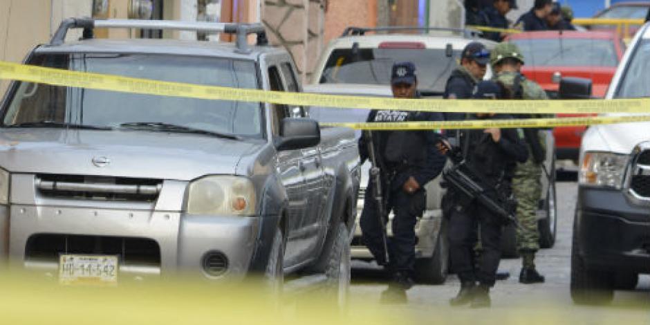 Rescatan a 13 comerciantes secuestrados en Guerrero