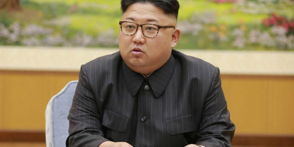 Trump, un viejo senil y desquiciado: Kim Jong-Un