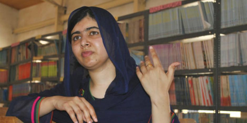 """""""Estoy muy emocionada"""", tuitea Malala al ser aceptada en la universidad de Oxford"""