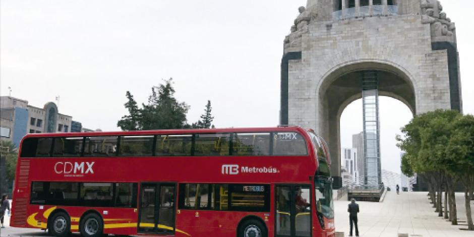 Monte Elbruz será el retorno de la Línea 7 del Metrobús