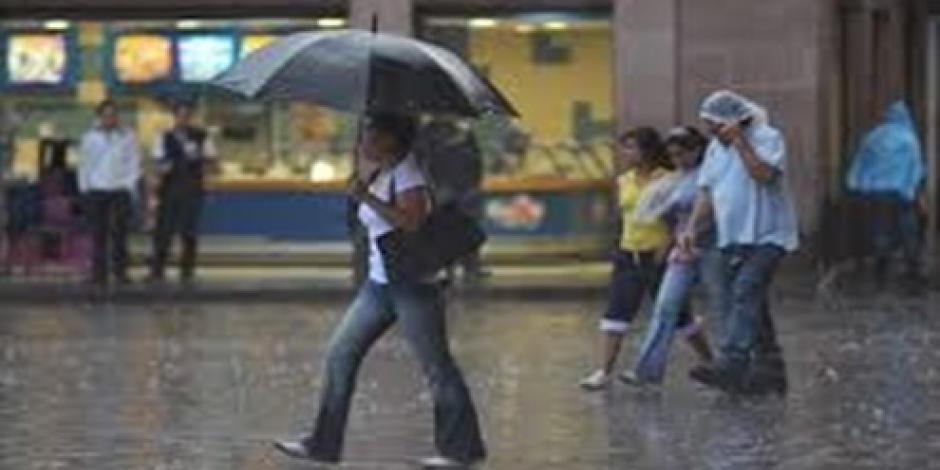 Prevé el Meteorológico tormentas para casi todo el país