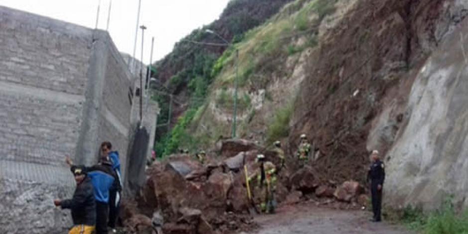 Lluvias dejan afectaciones en 2 municipios de Guerrero