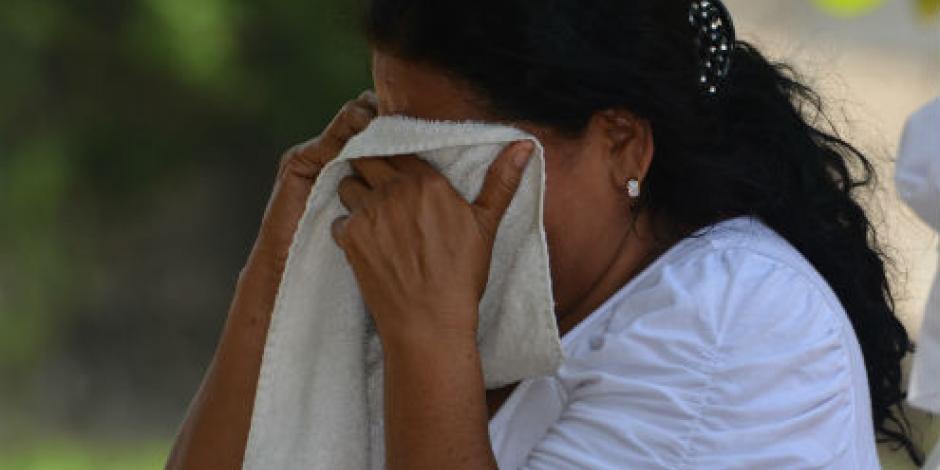 Acuden familiares de reos muertos en Acapulco a identificar a víctimas