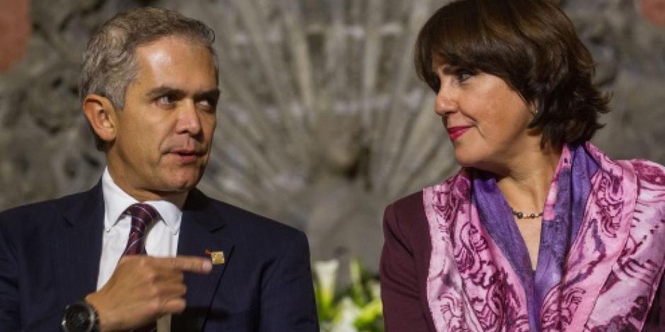 Rigoberto Salgado tiene mucho que aportar a las investigaciones sobre Tláhuac, destaca Patricia Mercado