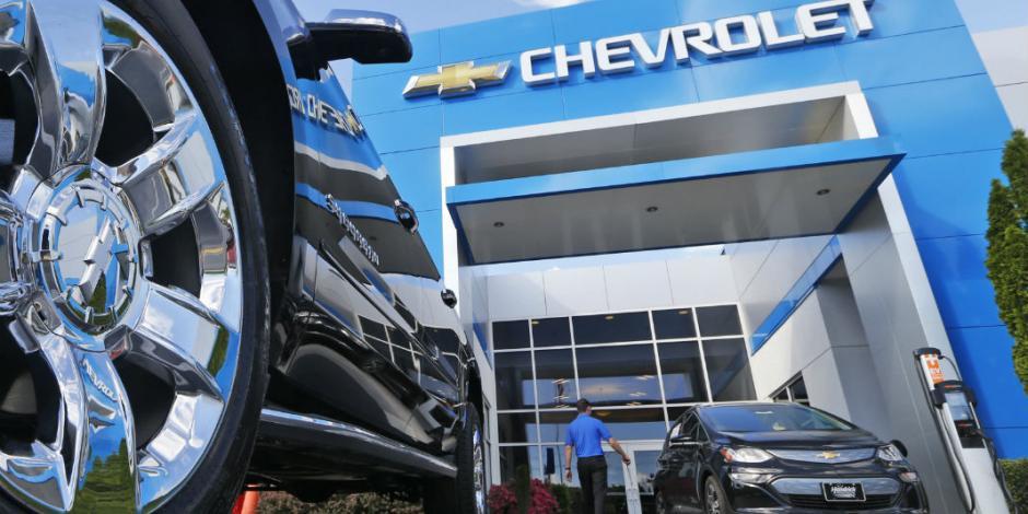 Por huelga en Canadá GM podría traer producción a México