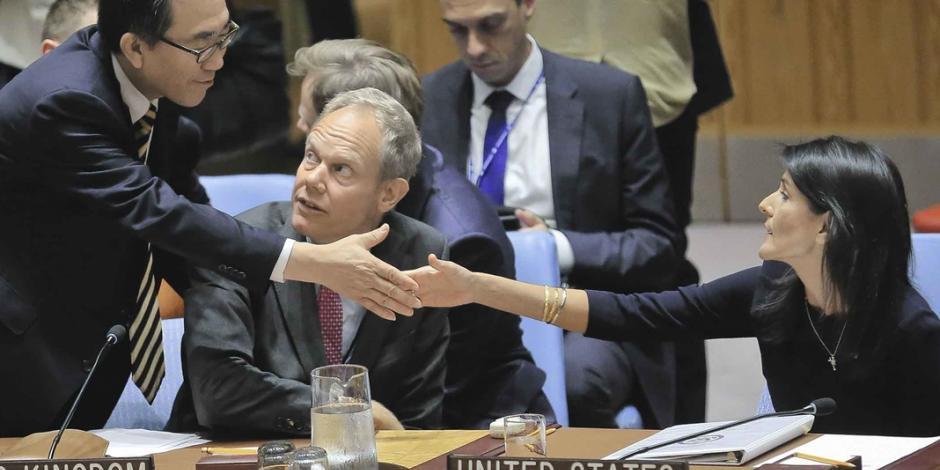 EU advierte ante la ONU que se cansó de sanciones tibias