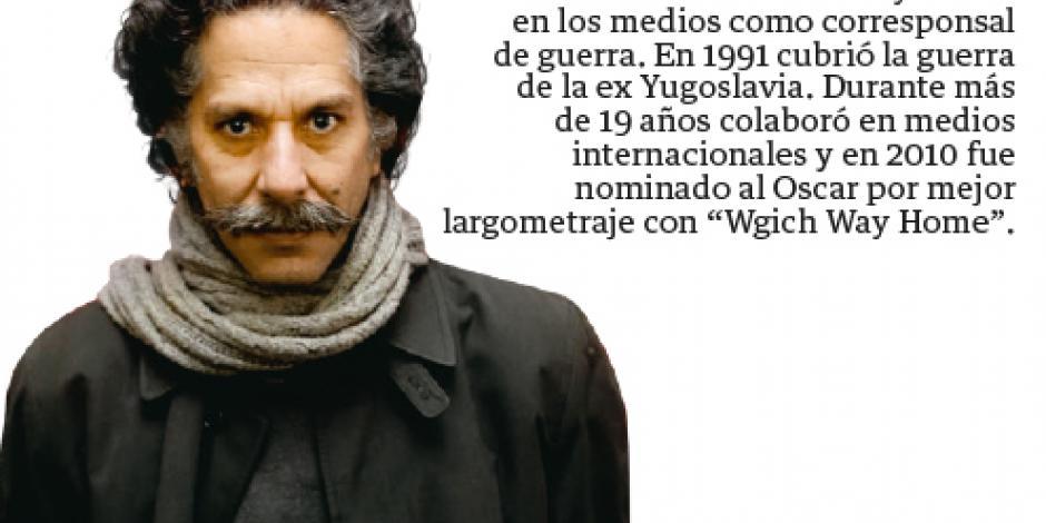 Explora Hagerman visiones  de la vejez en México,  Canadá, Colombia, Italia...