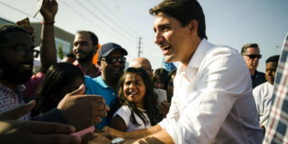 Canadá, listo para ayudar a EU por <em>Harvey</em>: Trudeau
