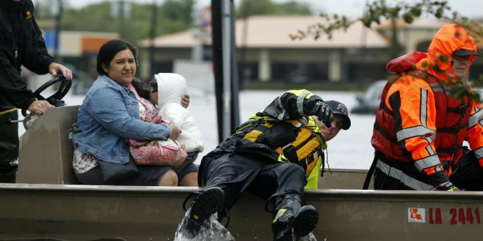 Van 3 mil evacuados en Luisiana tras paso de