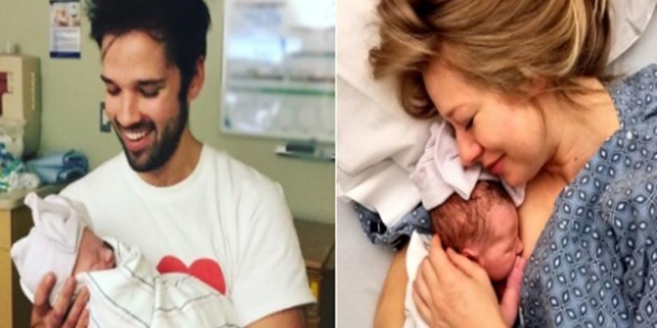 Nathan Kress, actor de iCarly, ya es papá por primera vez