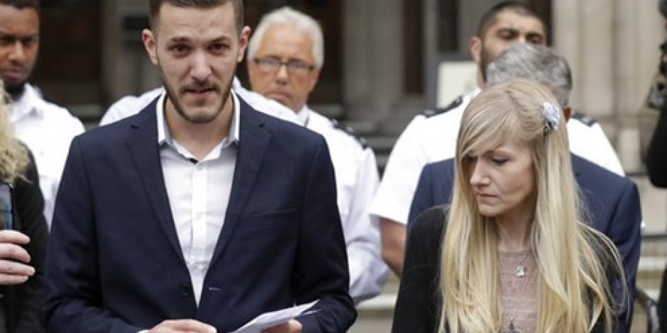 Padres de bebé enfermo en Londres terminan batalla legal para llevarlo a EU