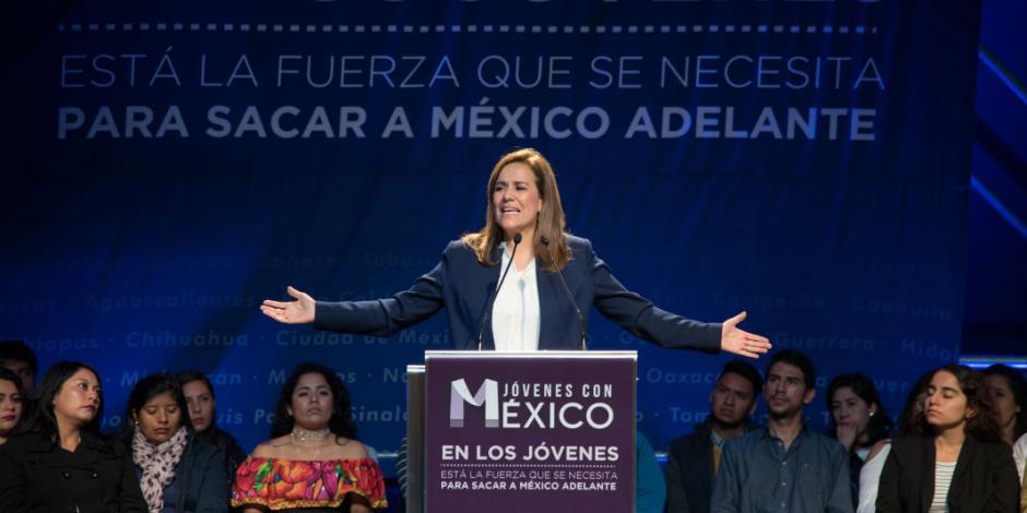 VIDEO: Zavala pide renuncia de Anaya