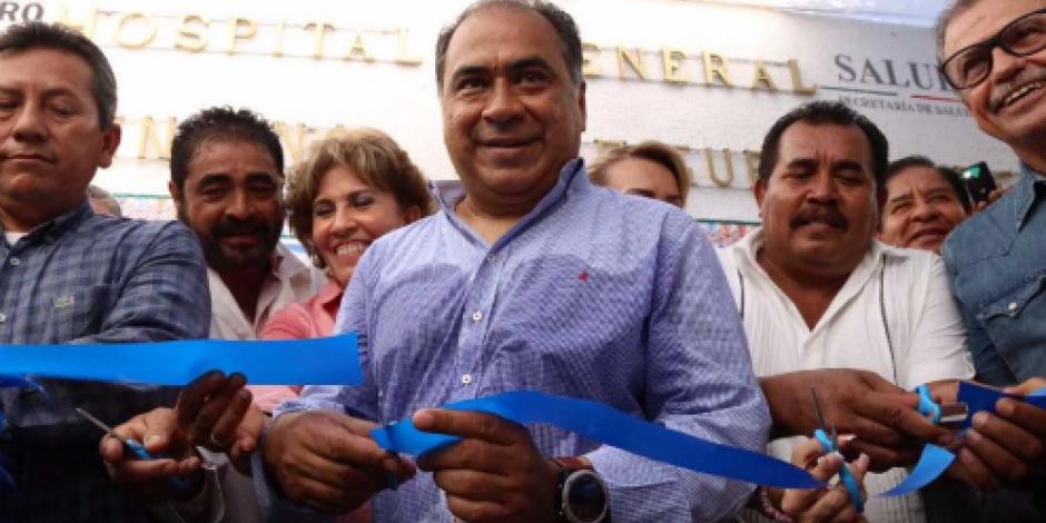 Pide Héctor Astudillo unidad para buscar progreso en la entidad