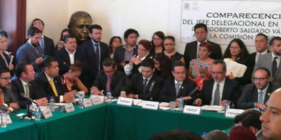 Delegado de Tláhuac dice que contrató funcionarios bajo