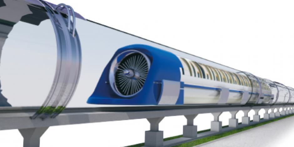 Así es el transporte más veloz del mundo
