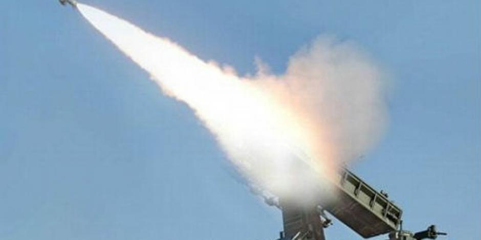 VIDEO: Corea del Norte lanza misil al Mar Oriental