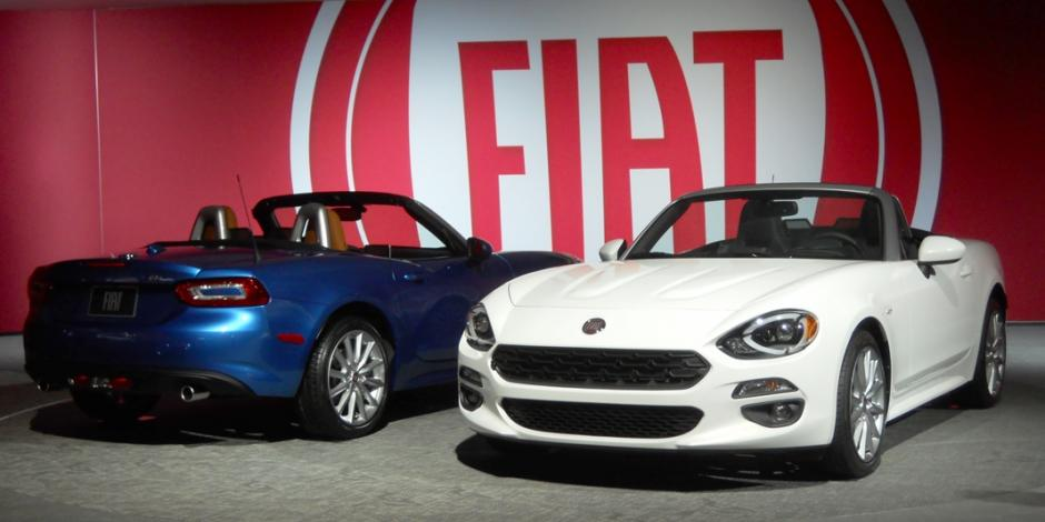 Fiat Chrysler escinde su división de autopartes