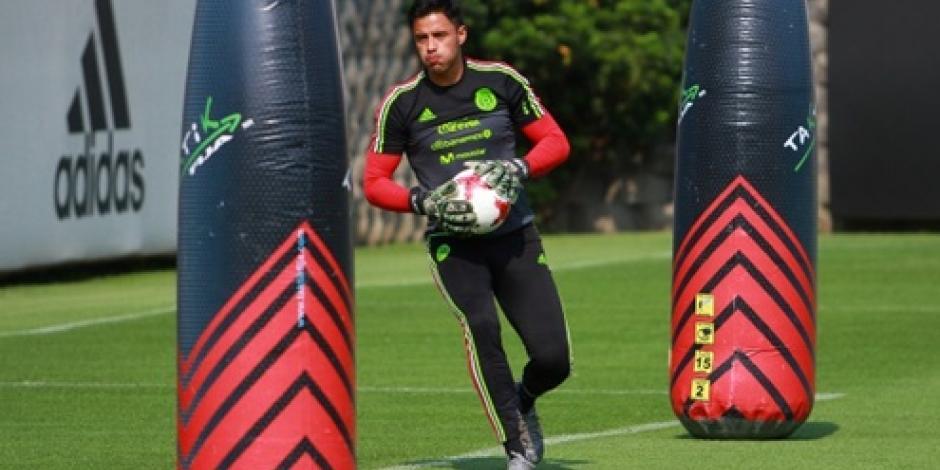 Alfredo Talavera se pierde Apertura 2017 por lesión en la rodilla