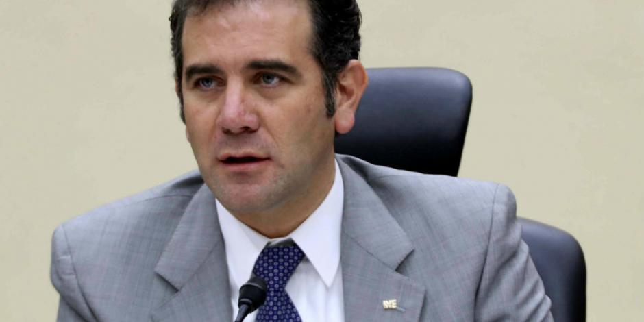 Partidos no han formalizado renuncia a recursos, afirma INE