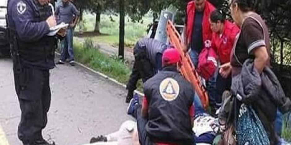 Accidente en La Presa, Edomex deja 3 muertos