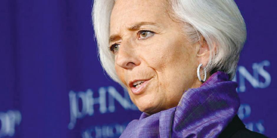 El Fondo Monetario Internacional eleva perspectiva de crecimiento para México