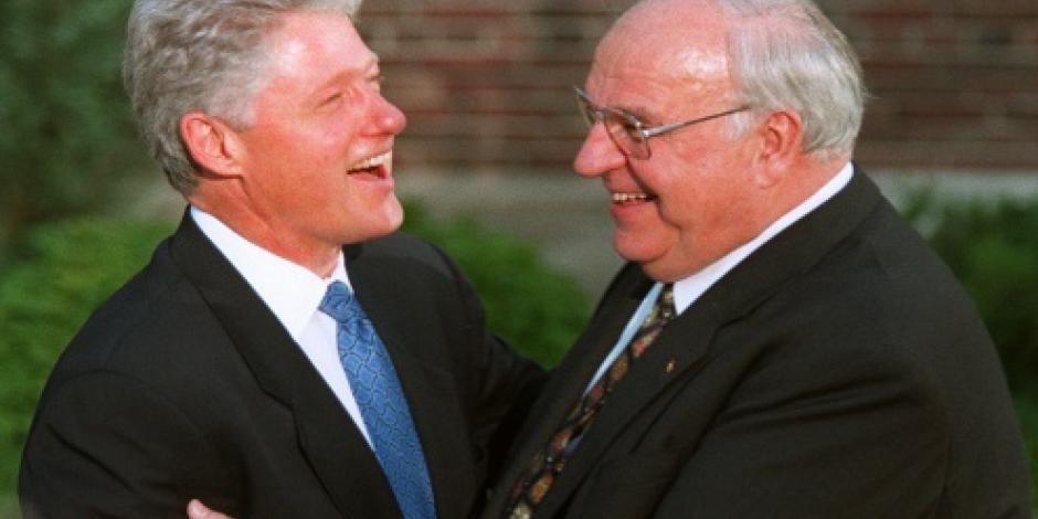 Muere el ex canciller Helmut Kohl, padre de la reunificación alemana