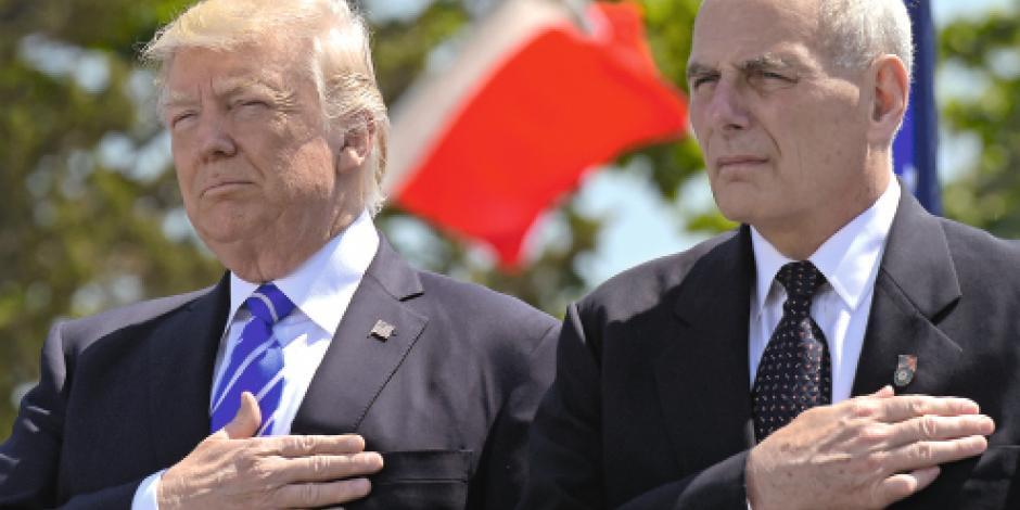 Trump prueba naves de guerra ante la amenaza de Pyongyang