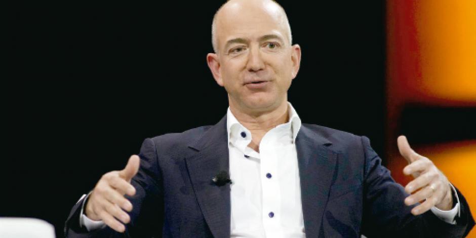 Bezos es el más rico del mundo