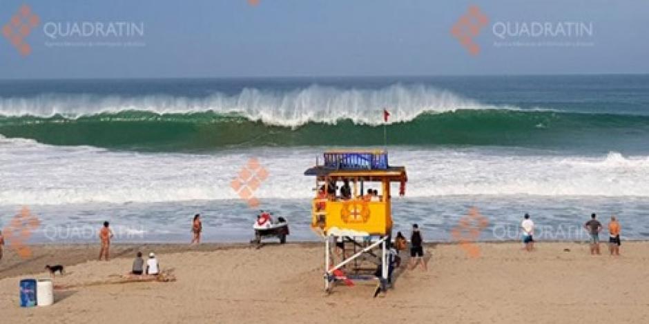 Por segundo año consecutivo se realiza en playas de Oaxaca mundial de Surf