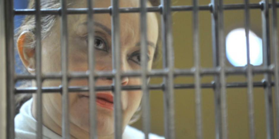 Reportan desmayo de Elba Esther Gordillo