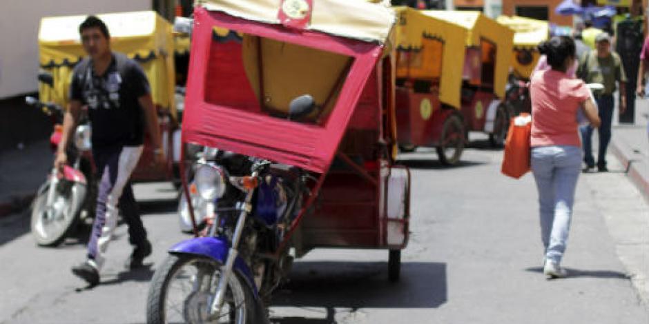 Reglamento de Movilidad, listo el 30 de agosto; no incluye a mototaxis