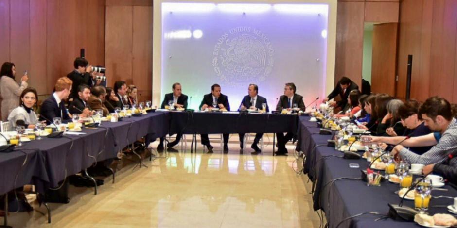 Sismo no afectará estimados económicos de México, asegura SHCP