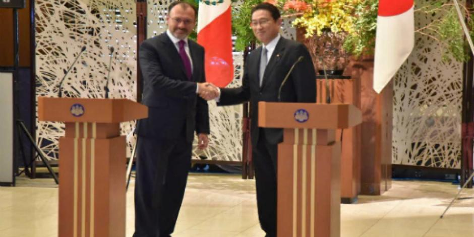 Desde Japón, México reitera condena a lanzamientos balísticos de Norcorea