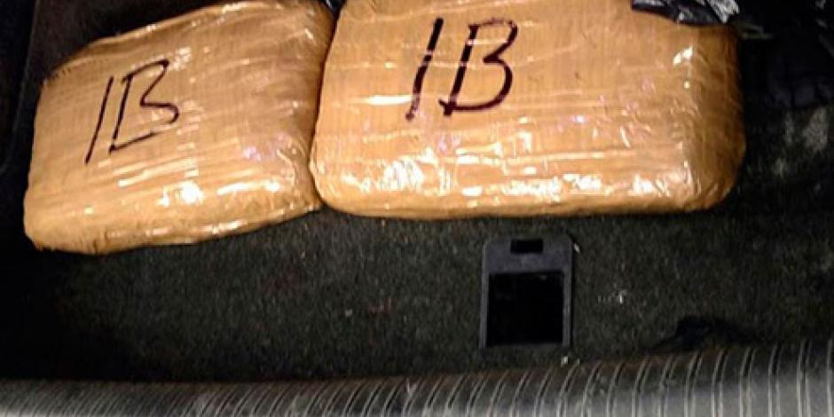 Policía salvadoreña decomisa 473 kilos de cocaína... iba para México