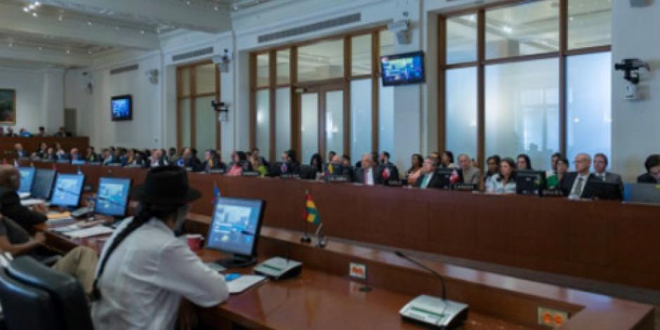Trece países en OEA piden suspender Constituyente Venezuela