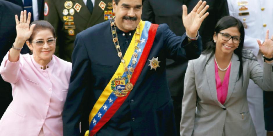 Y ahora... Maduro afirma sentirse tan asediado como Fidel