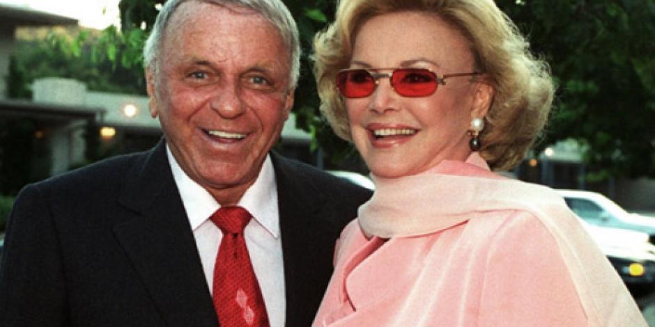 Muere la última esposa de Frank Sinatra a los 90 años